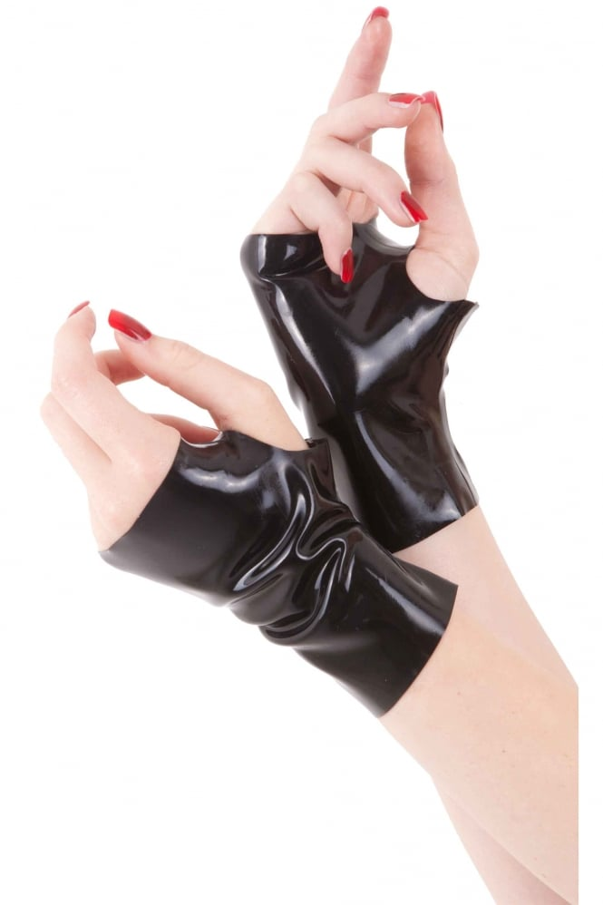 Alexia Latex Rubber Mitts
