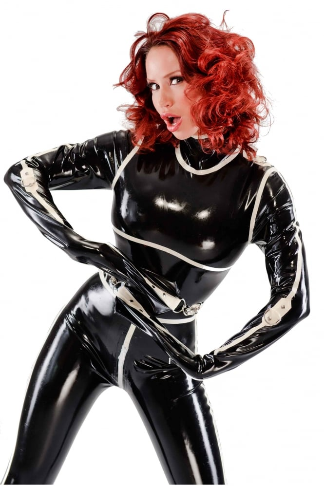 Beauchamp Latex Rubber Catsuit