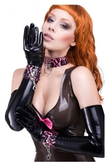 Bordelle-L'Amour Fun Wrist Latex Rubber Bracelets.