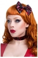 Bordelle-L'Amour Latex Rubber Hair Bow