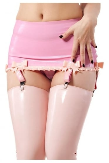 Burlesque Suspender Belt