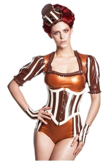 Chi Chi Waist Latex Rubber Clincher