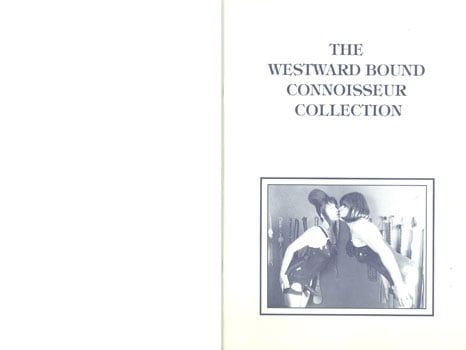 Westward Bound Latex Rubber Clothing Catalogue from 1992.