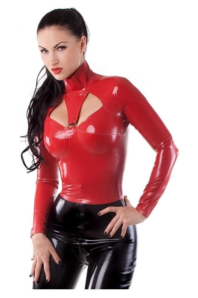 Contessa Latex Rubber Top.