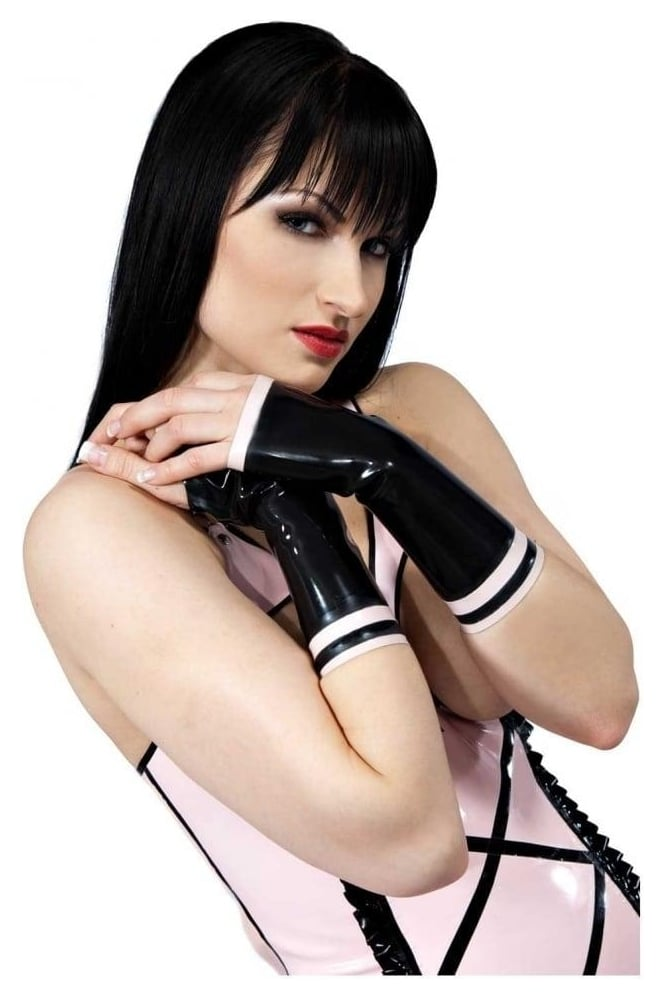 Cutie Mini Latex Rubber Mitts