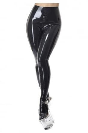 Deluxe Latex Rubber Tights.