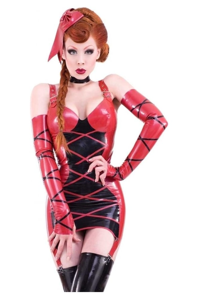 Devotion Cup Latex Rubber Top.