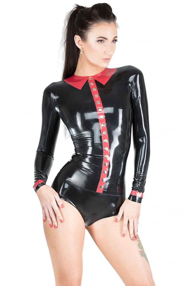 Dom-Anouska Latex Rubber Top