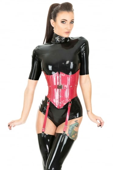 Domina Latex Rubber Clincher