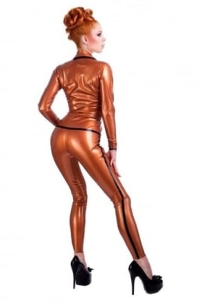 Fabulosso Latex Rubber Leggings