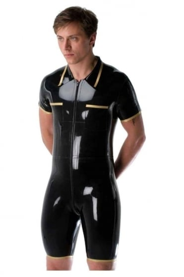 Latex Rubber Tom Suit.