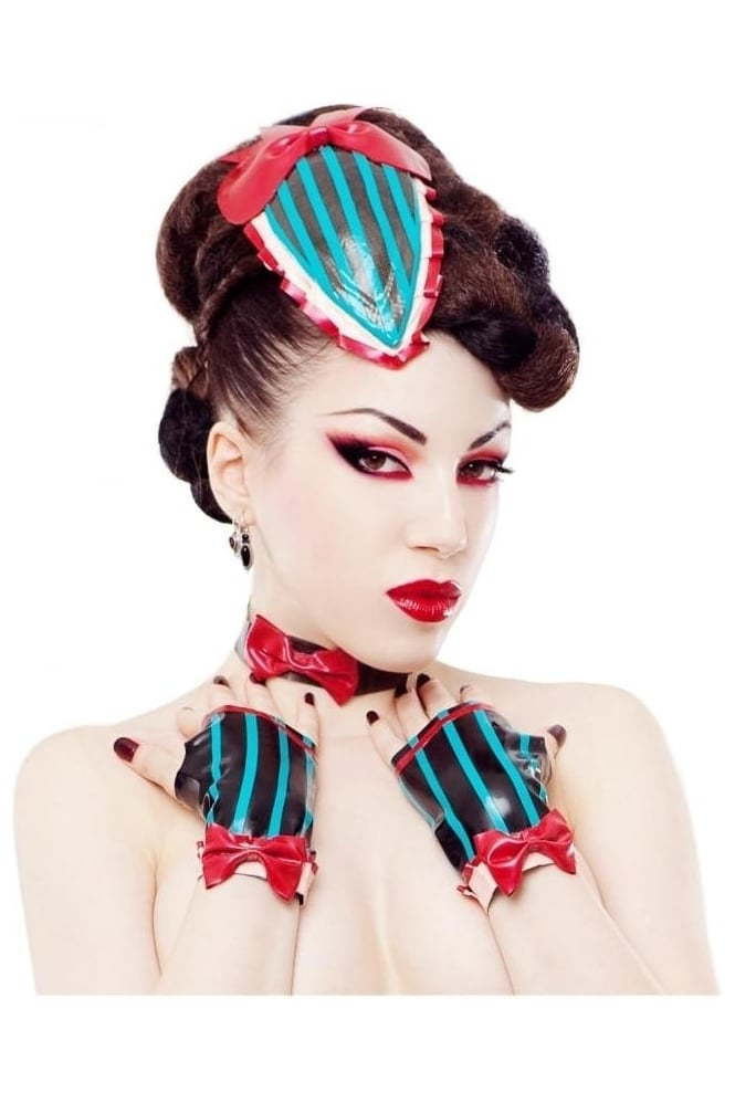 Lolly La Bomb Latex Rubber Fascinator