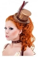 Madame Badass Latex Rubber Hat