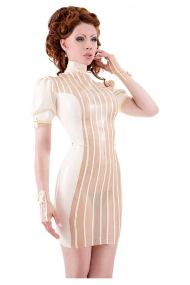 Maitresse-en-Titre Femme Latex Rubber Dress.