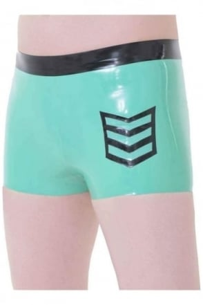 Military Cargo Latex Rubber Boxers