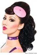 Mini Beret Latex Rubber Fascinator