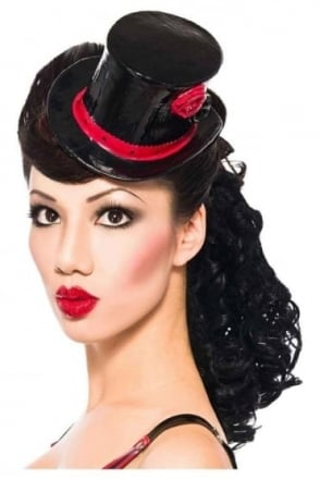 Mirabell Latex Rubber Top Hat