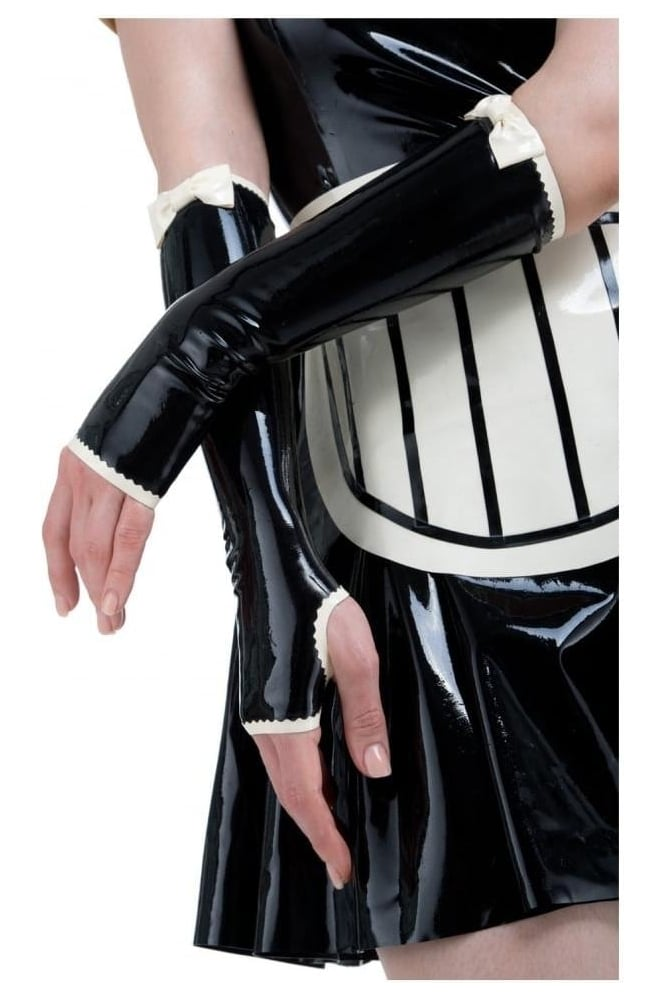 Missy Latex Rubber Mitts