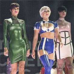 Women's Latex Rubber Clothing