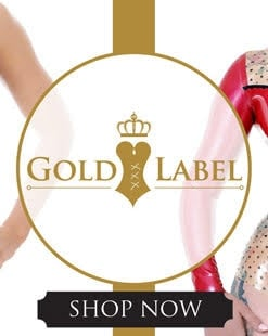 Gold Label Rubber Clothing Collection.
