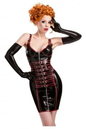 Pleasure Latex Rubber Dress