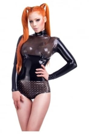 Pompous La Folie Latex Rubber Top.