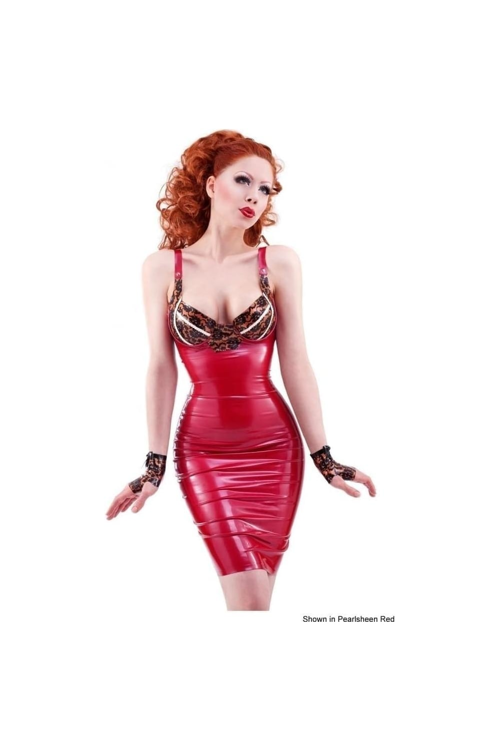 Perfect Sexy Women Latex Bottoms Fetish Long Skirt And Wide Latex Skirts Latex