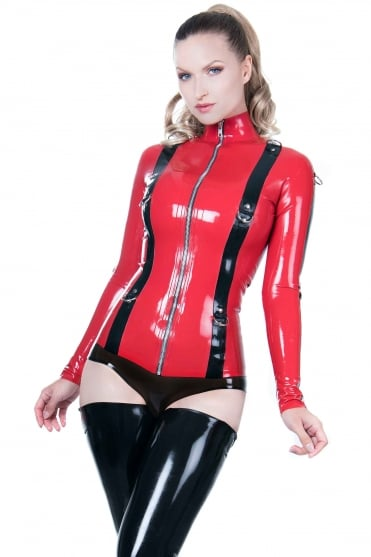 Sintress Bondage Jacket Top