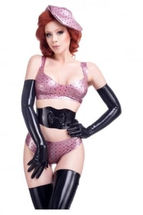 Snooty Galore Mini Latex Rubber Briefs