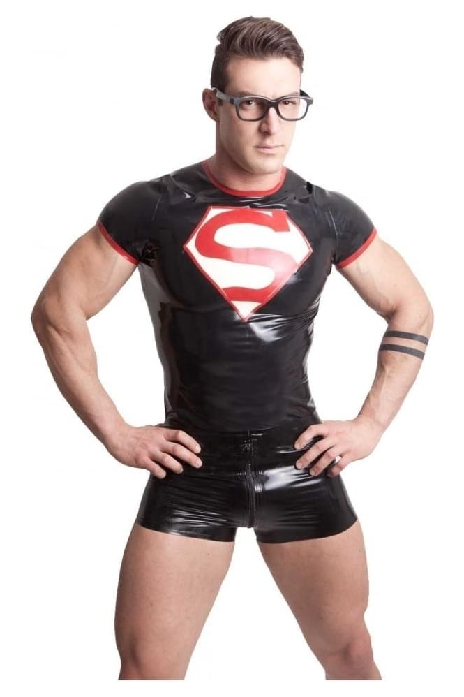 Super T-Latex Rubber Shirt.