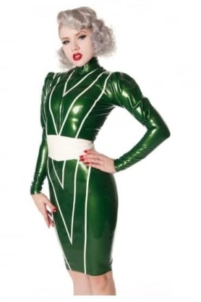 Vendetta Latex Rubber Top