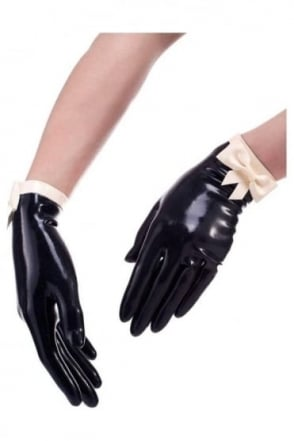 Wambam Latex Rubber Wrist Gloves